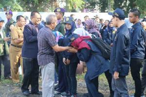 Siapkan Desa Tangguh Bencana, Unej Terjunkan Mahasiswa dalam Program KKN