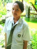 Siswi SMATER Wakili NTT dalam Lomba OSN Tingkat Nasional