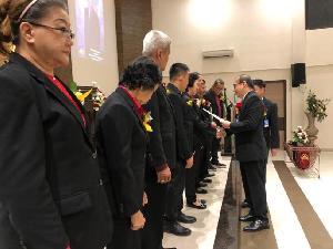 Pengurus BPK PENABUR Sukabumi 2018 - 2022 Dilantik