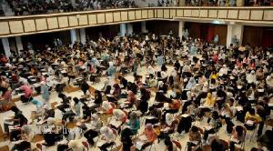 UI Terima 1.554 Mahasiswa Baru melalui SBMPTN 2015