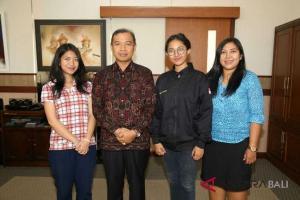 Dua Mahasiswi ISI Denpasar Raih Beasiswa AIMS 2018, Berhak Kuliah di Malaysia