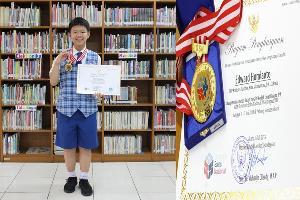 Pelajar SMPK  PENABUR Jakarta Raih Medali International Junior Science Olympics