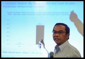 Tokoh Riset Indonesia Dukung Deklarasi UIN Lawan Hoax