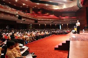 1000 Siswa SMA Hadiri Youth Entrepreneur Talkshow di UPH