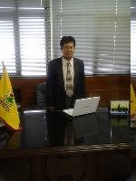 Prof Dr Ratlan Pardede, Giat Gaungkan Semangat Mpu Tantular