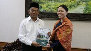 Mendikbud Dorong Penyebarluasan Praktik Baik Tanoto Foundation