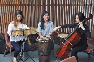 Conservatory of Music UPH Berikan Workshop Gratis untuk Perkenalkan Pendidikan Musik