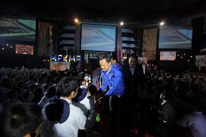Bima Arya Ajak Mahasiswa IPB Bagian Perubahan Kota Bogor