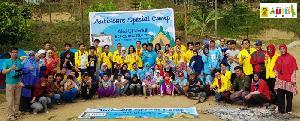 Dosen UI Gelar Program Camping bagi Anak-anak Berkebutuhan Khusus