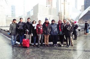 Mahasiswa ITS Raih Penghargaan HNMUN di AS