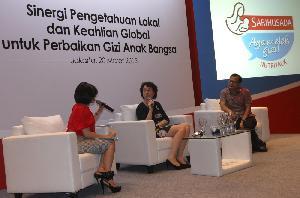 Gizi, Solusi Permasalahan Kesehatan dan Pertumbuhan Anak Bangsa