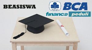 Beasiswa Kuliah S1 BCA Finance Peduli 2015