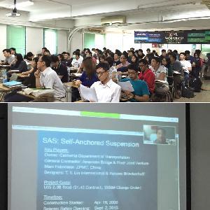 Mahasiswa Teknik Sipil UPH Manfaatkan Teknologi WEBINAR