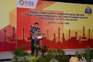 Agar Link and Match dengan Industri Kurikulum SMK Mulai Diselaraskan