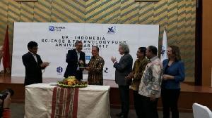 Kemitraan Indonesia–Inggris di Bidang Riset