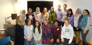 Kisah Huud Alam, Penerima Beasiswa LPDP Mengajar Para Pengungsi di Inggris