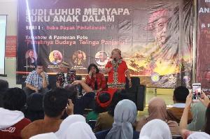 Universitas Budi Luhur Menyapa Suku Anak Dalam