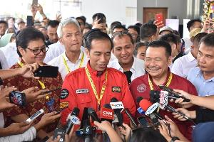 Hadiri Reuni Kagama 2018, Presiden Jokowi: Kalau Dulu 'Ngutang' Supaya Dibayar