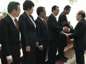 Pengurus BPK PENABUR Cianjur Periode 2018-2022 Resmi Dilantik
