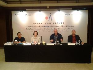DAAD Jakarta Gelar Pertemuan Akbar