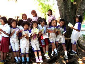 Sekolah Harus Memotivasi Anak Gemar Membaca