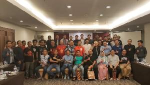2.000 Alumni Teknik Unhas Se-Indonesia  Berkumpul di Makassar