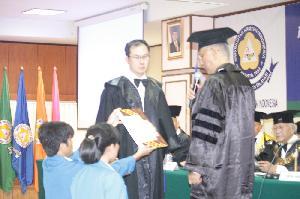 Prof Ir. Ika Bali, M.Eng, Ph.D , Yang Muda yang Berkarya
