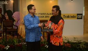 Tingkatkan Kualitas Pelajar SMK, Trakindo Kucurkan Beasiswa