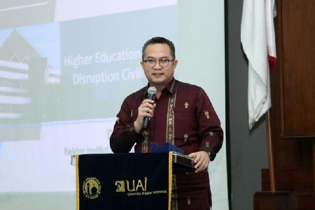 Rektor IPB Sebut Era Disrupsi Ciptakan Lapangan Pekerjaan Baru