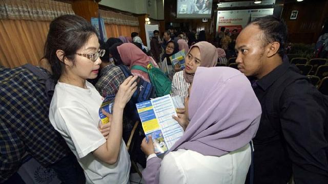 Gandeng UMM, TECSID Tawarkan Beasiswa ke Taiwan