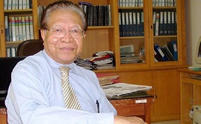 DR Jan Riberu, Tokoh Pendidikan yang Juga Politisi Senior dari Flores