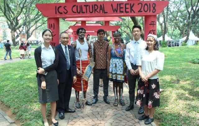 Cultural Week 2018 UPH, untuk Perkenalkan Budaya Asia