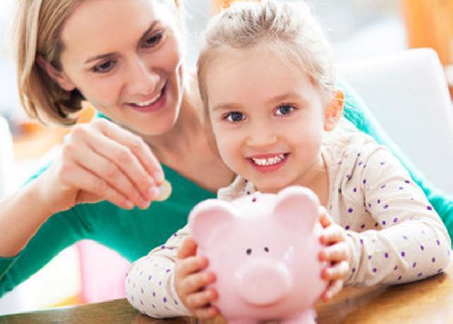 Tips Mendorong Anak Gemar Menabung
