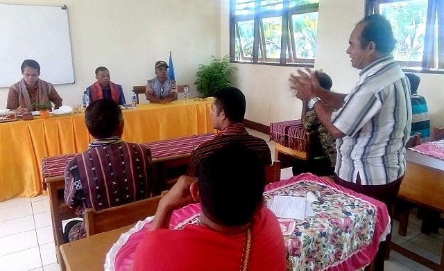 Tiga Siswa Dikeluarkan dan Ortu Dipenjarakan, Tomas Minta Kepala SMAN Io Kufeu Dipindahkan