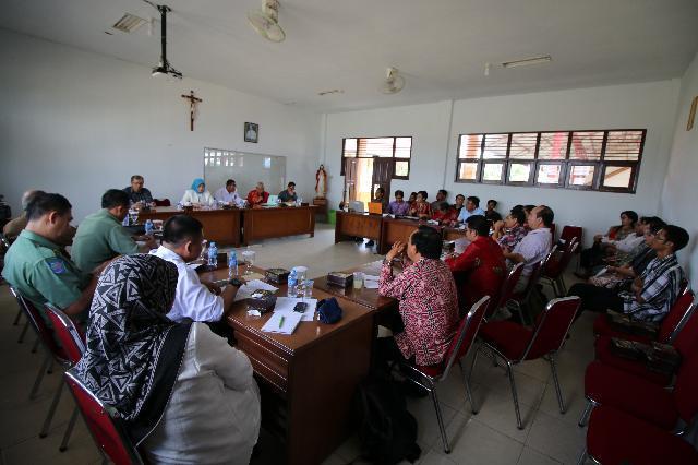 Perguruan Tinggi Keagamaan Katolik Negeri Pertama