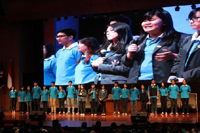 UPH Festival: Ajang Sambut Mahasiswa Baru, Calon Pemimpin Masa Depan
