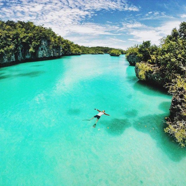 Pulau Bair, Mutiara Tersembunyi dari Tenggara