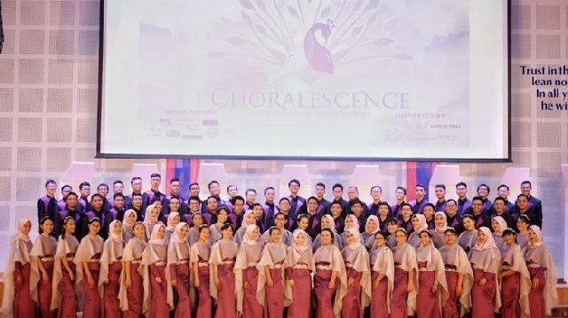 Choralescence Konser Kolaboratif, Mahasiswa IPB-Unpad