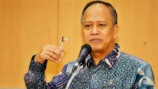 Pertama di Indonesia, Menristekdikti Resmikan Laboratorium Pasar Keuangan