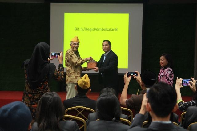 UPH Bangun Semangat Nasionalis Mahasiswa melalui Edukasi dari LVRI