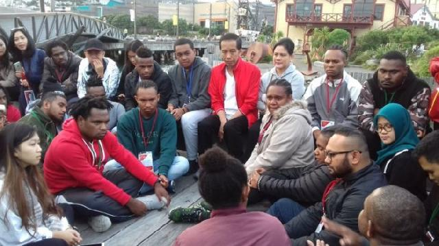Ketika Pelajar Indonesia di Wellington