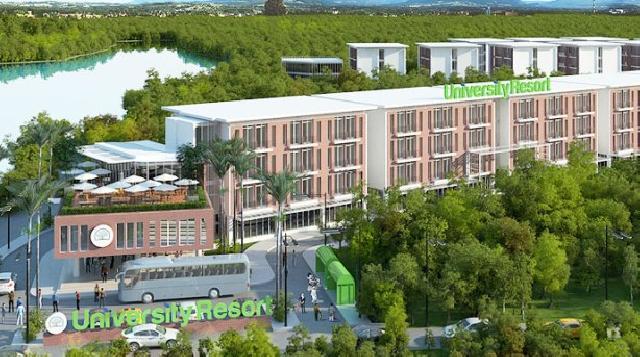 University Resort Beri Potongan Harga bagi Mahasiswa Baru IPB