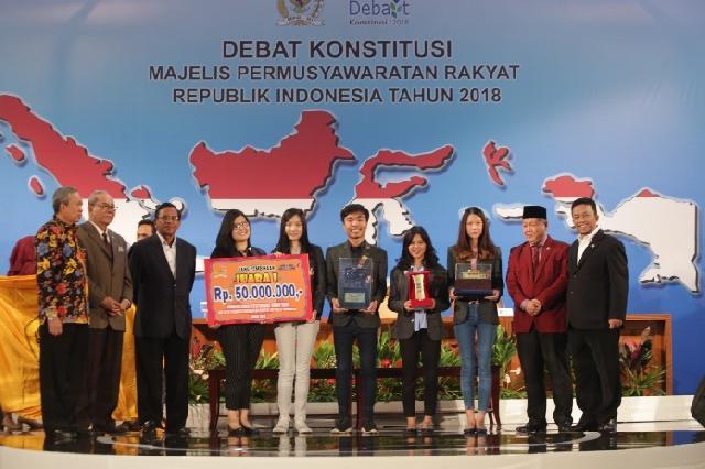 DARE, Komunitas  FH UPH untuk Mengembangkan Skill Debat Mahasiswa
