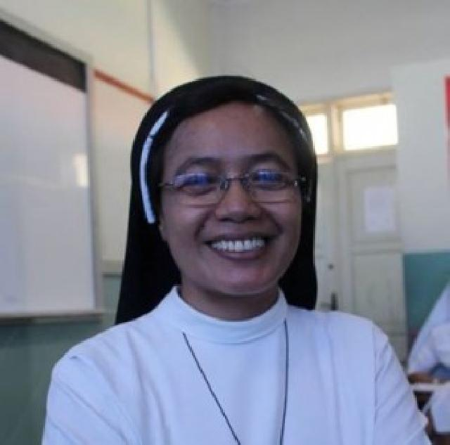 Suster Gabriella Suyanti OP