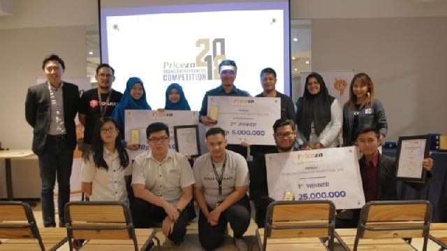 Priceza Young Entrepreneur Competition 2018, Sukses Jaring Ide Bisnis Generasi Muda