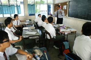 Hasil UN Ubah Pola Pelatihan Guru