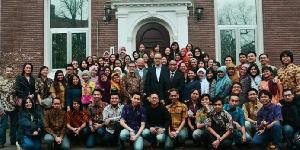 Minat Mahasiswa Indonesia Kuliah di Belanda Masih Tinggi