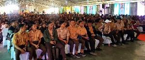 100 Pelajar Gaungkan Kembali Pembelajaran PMP