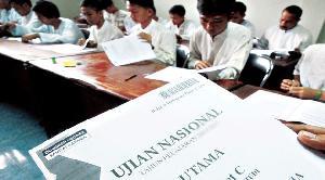 Hasil UN Jadi Pijakan Penilaian Siswa dan Kompetensi Guru