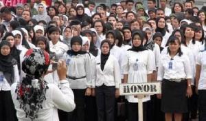 Pemerintah Diminta Perhatikan Jaminan Sosial Tenaga Honorer